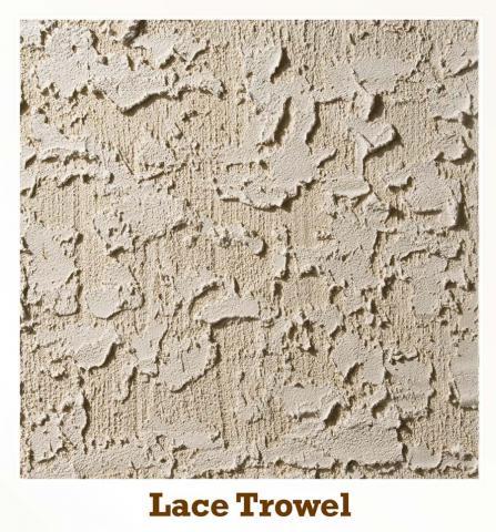 Lace Trowel