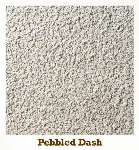 Pebbled Dash